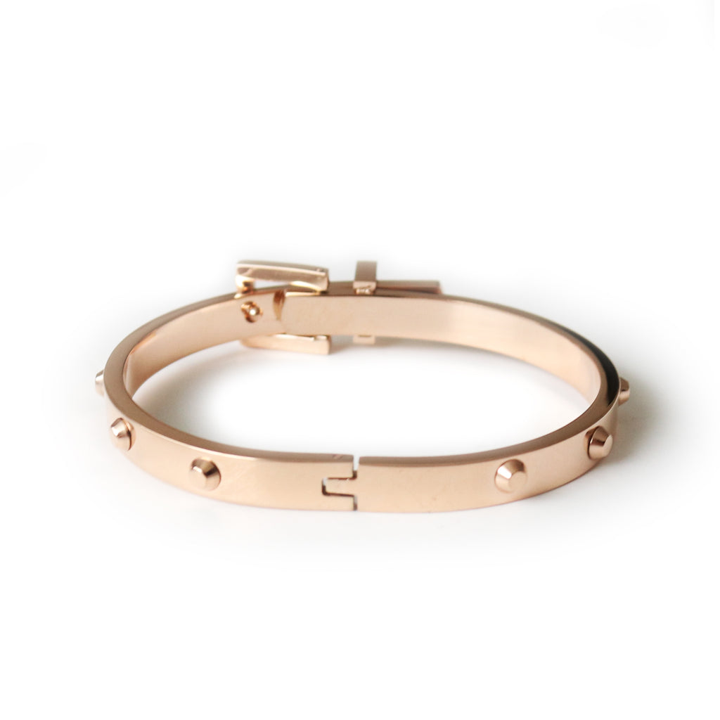 Elixir Bangle Rose Gold