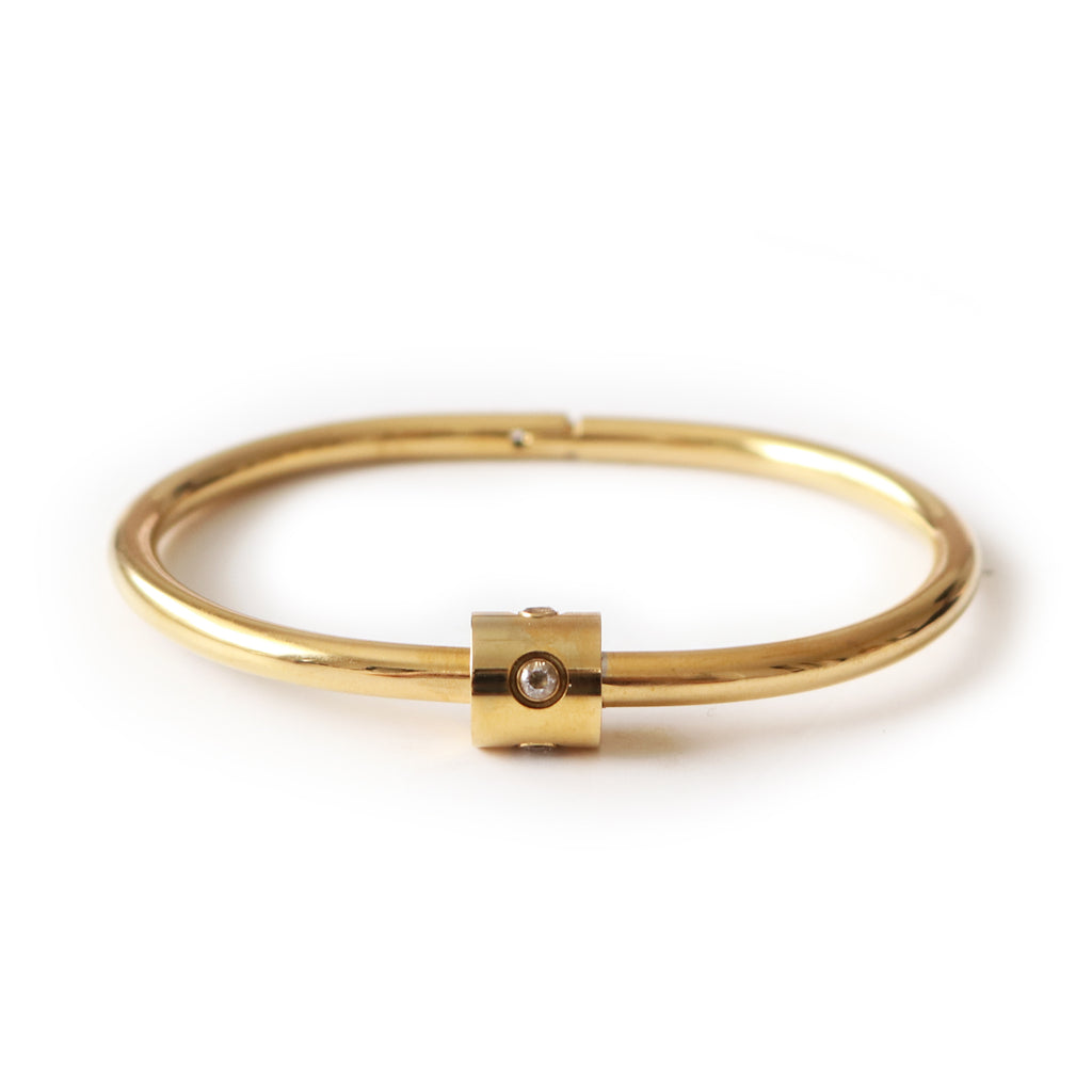 Etoiles Bangle Gold