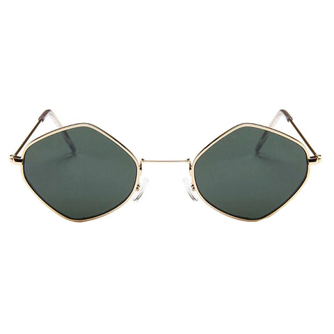 Geo Sunglasses Black/Gold