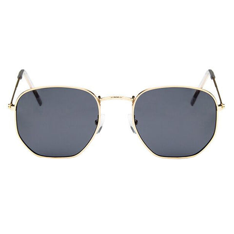 Heritage Sunglasses Black/Gold