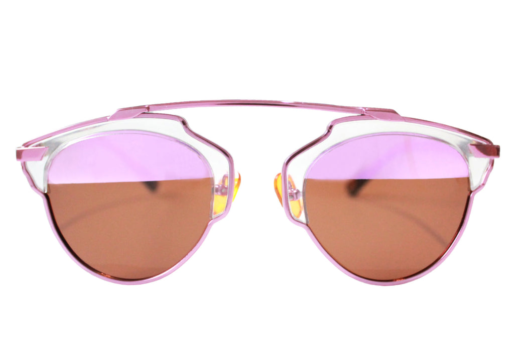 Holly Sunglasses Pink - tee & ing.