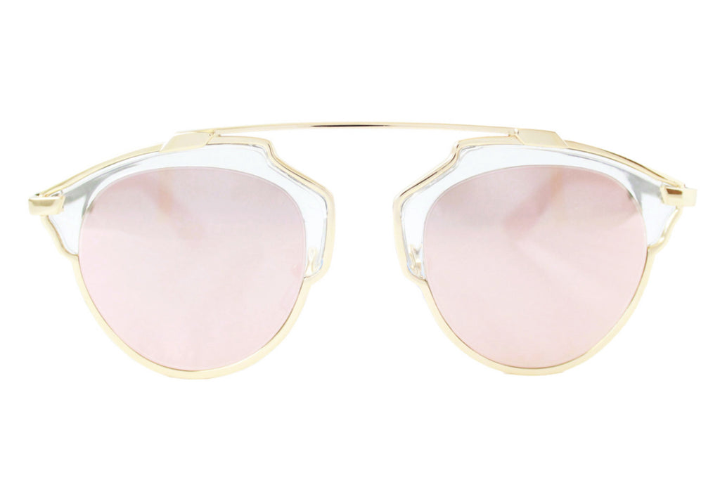 Holly Sunglass Rose Gold - tee & ing. - 1