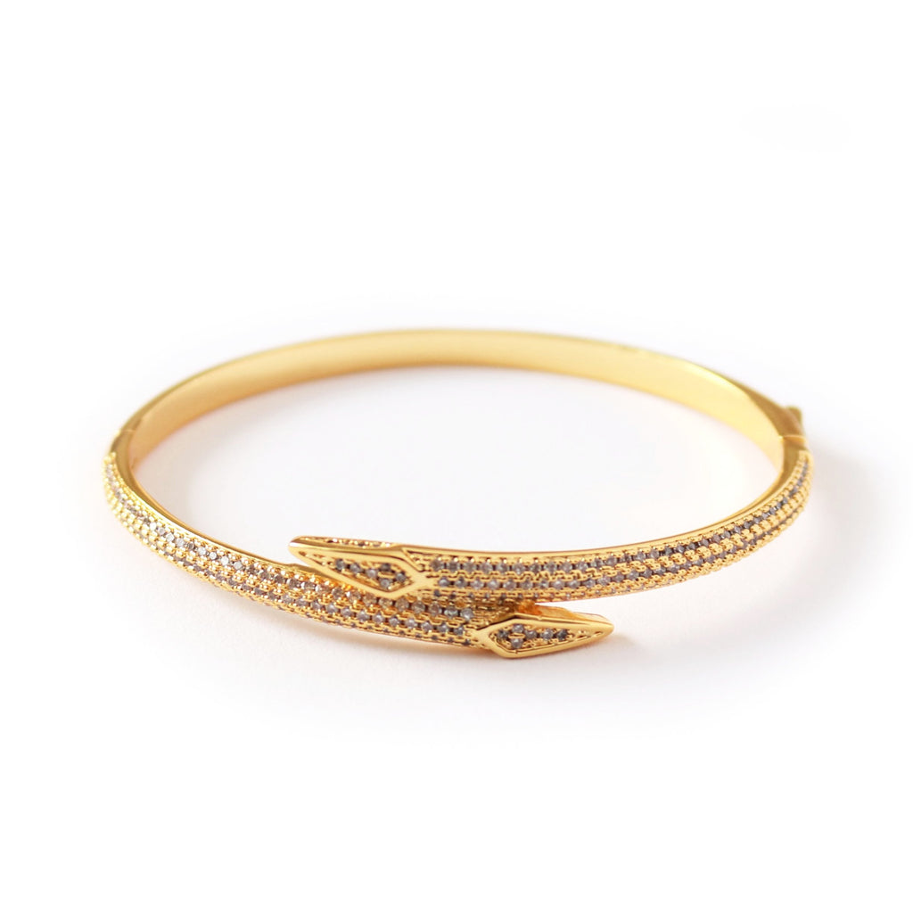 Hope Bangle Gold