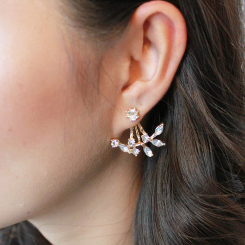 Ivy earrings - tee & ing. - 1