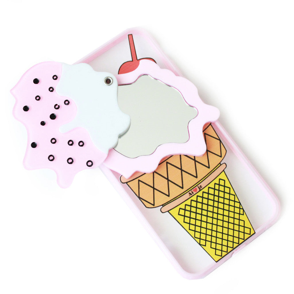 Ice cream phone case - tee & ing. - 2