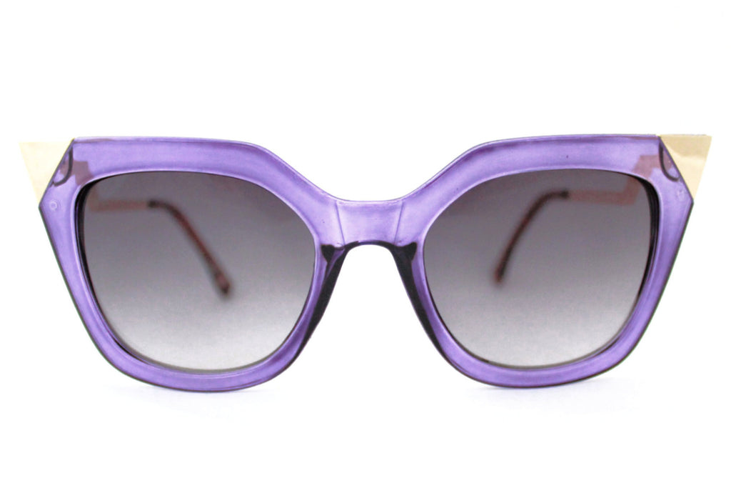 Ava sunglasses purple -  - 1