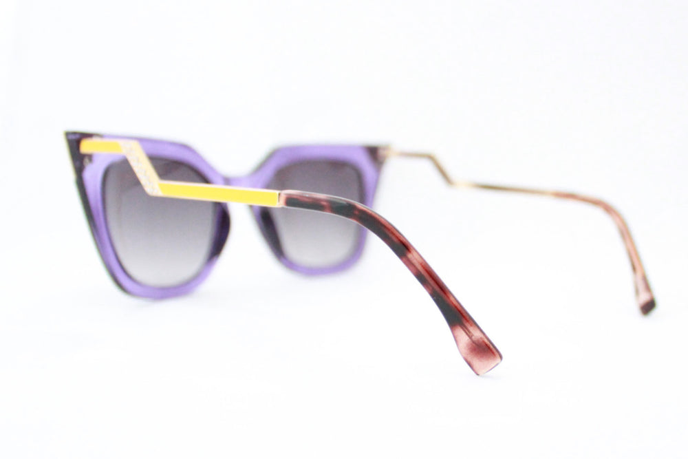 Ava sunglasses purple -  - 3