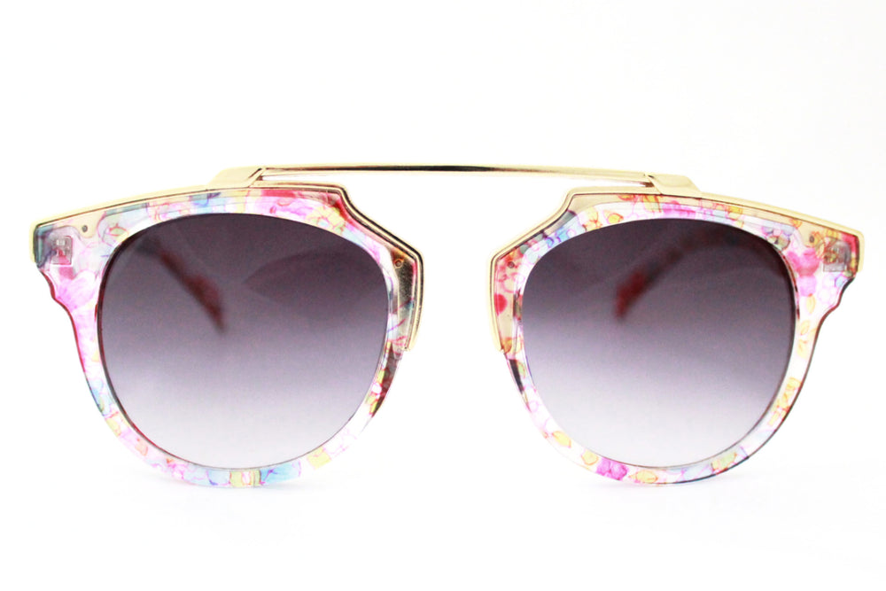 Kate Sunglasses Floral Lite