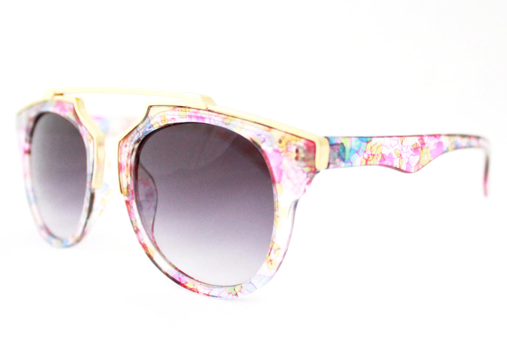 Kate Sunglasses Floral Lite -  - 2