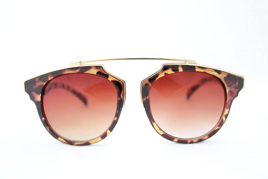 Kate Sunglasses Leopard -  - 1