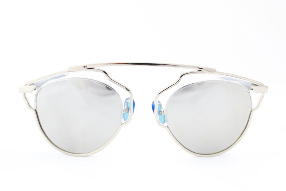 Holly Sunglasses Mirrored -  - 1