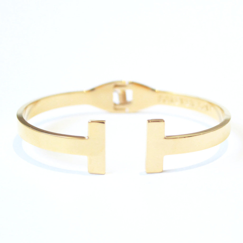 Cupid Bangle Gold -  - 1