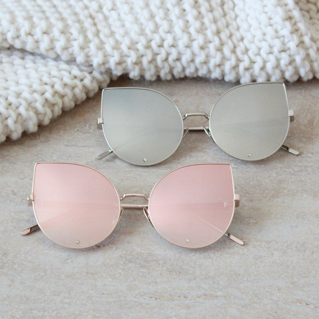 Paradise Sunglasses Silver - tee & ing. - 2