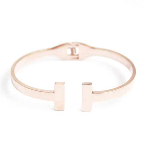 Cupid Bangle Rose gold - tee & ing. - 1
