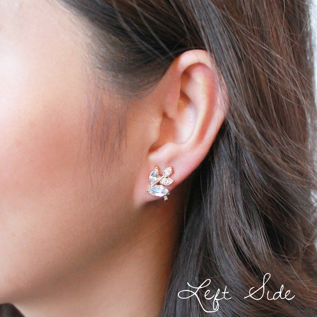Iris earrings - tee & ing. - 3