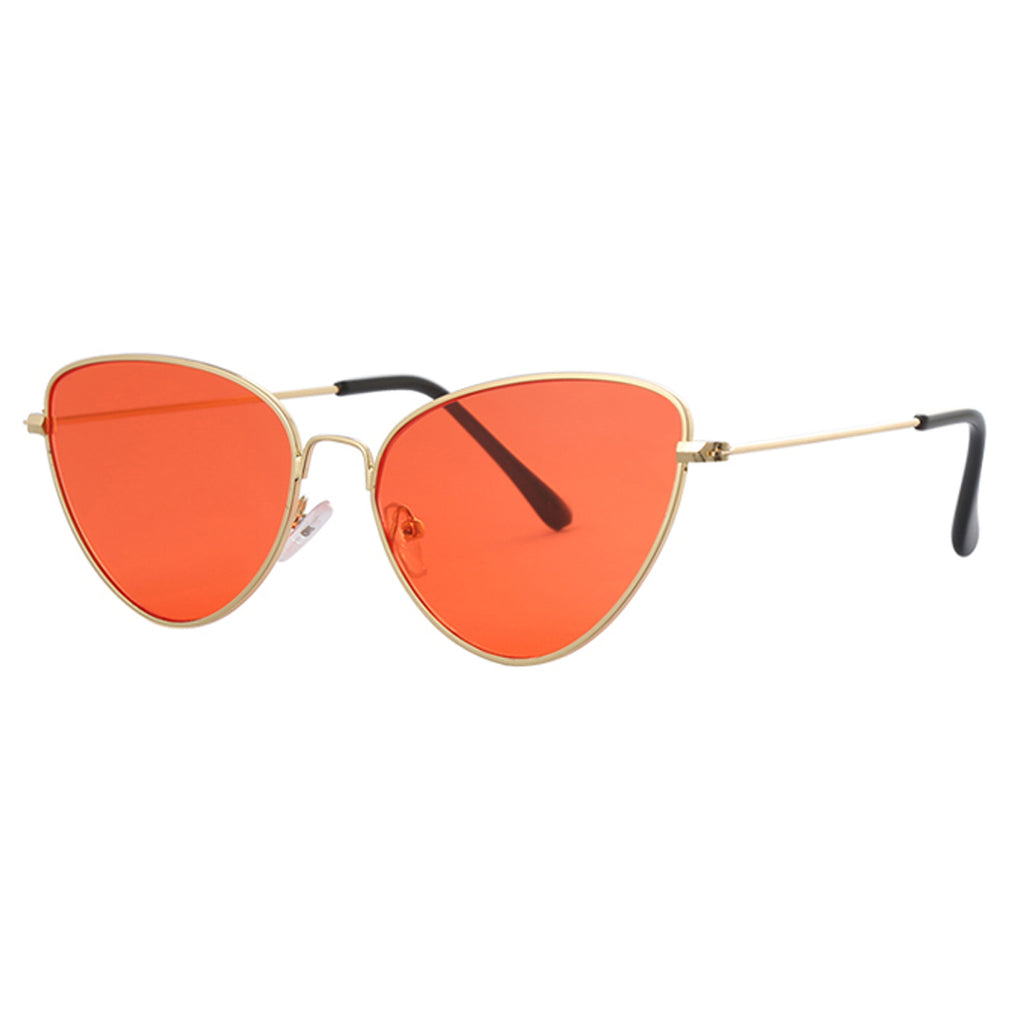 Katy Sunglasses Red/Gold