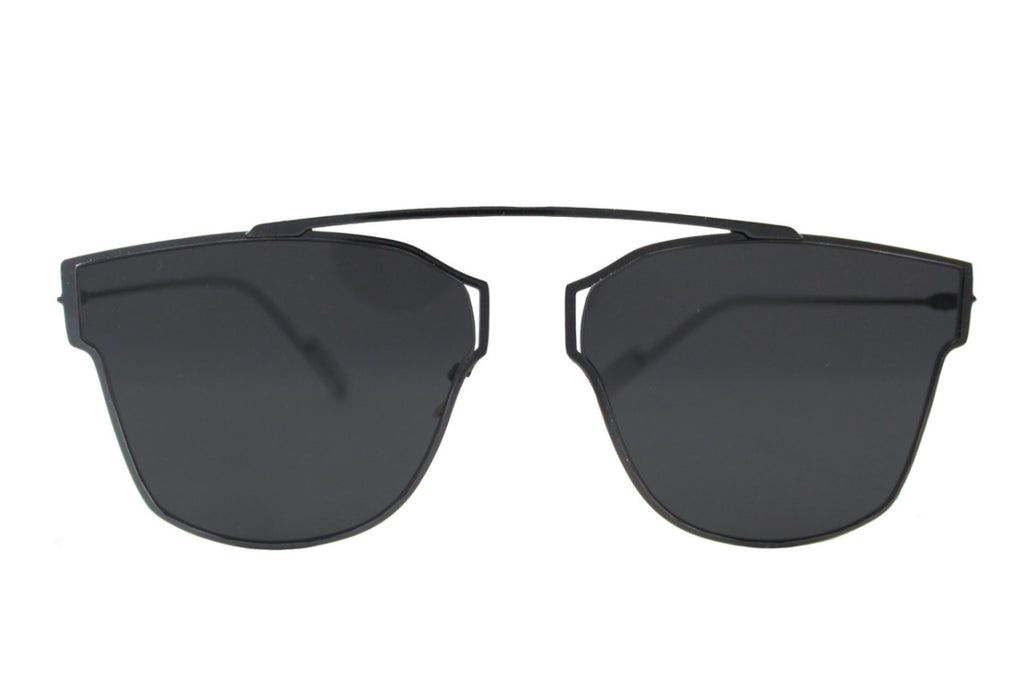 L.A. Sunglasses Black - tee & ing.