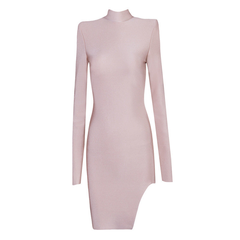 Sophie Bandage Dress - Pink