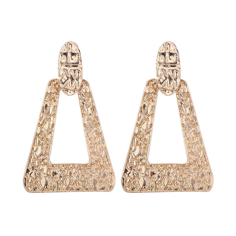 Finesse Gold Earrings