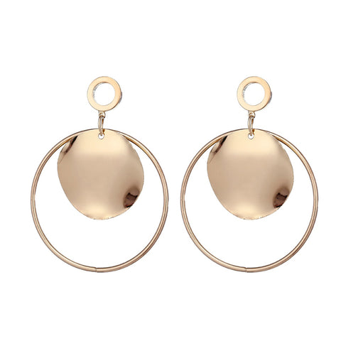 Unforgettable Gold Earrings