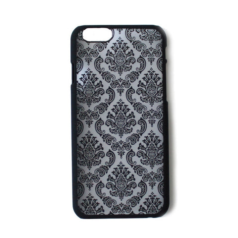 Baroque Black Iphone 6/6s case -