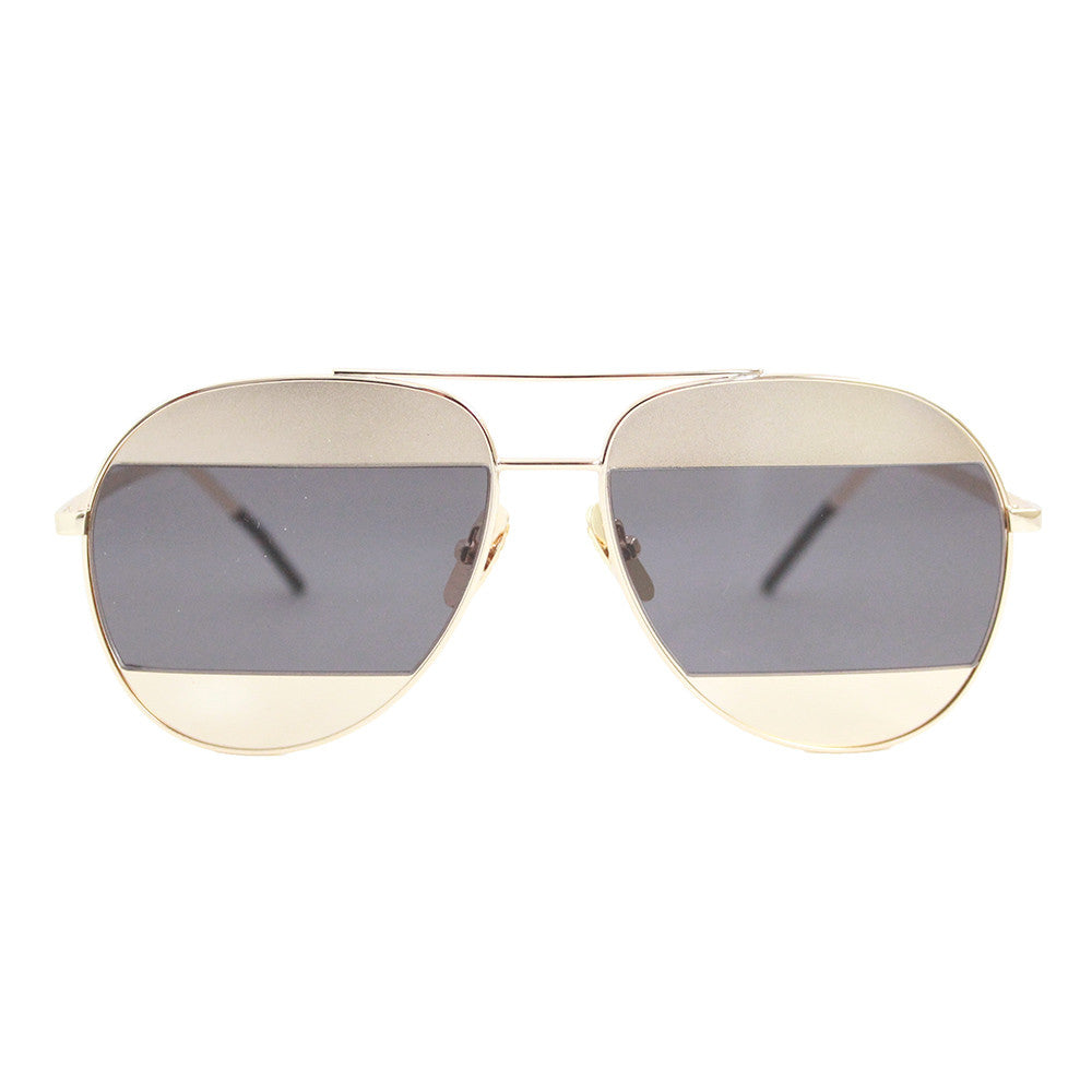 Berlin Sunglasses Gold & black