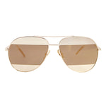 Berlin Sunglasses Gold