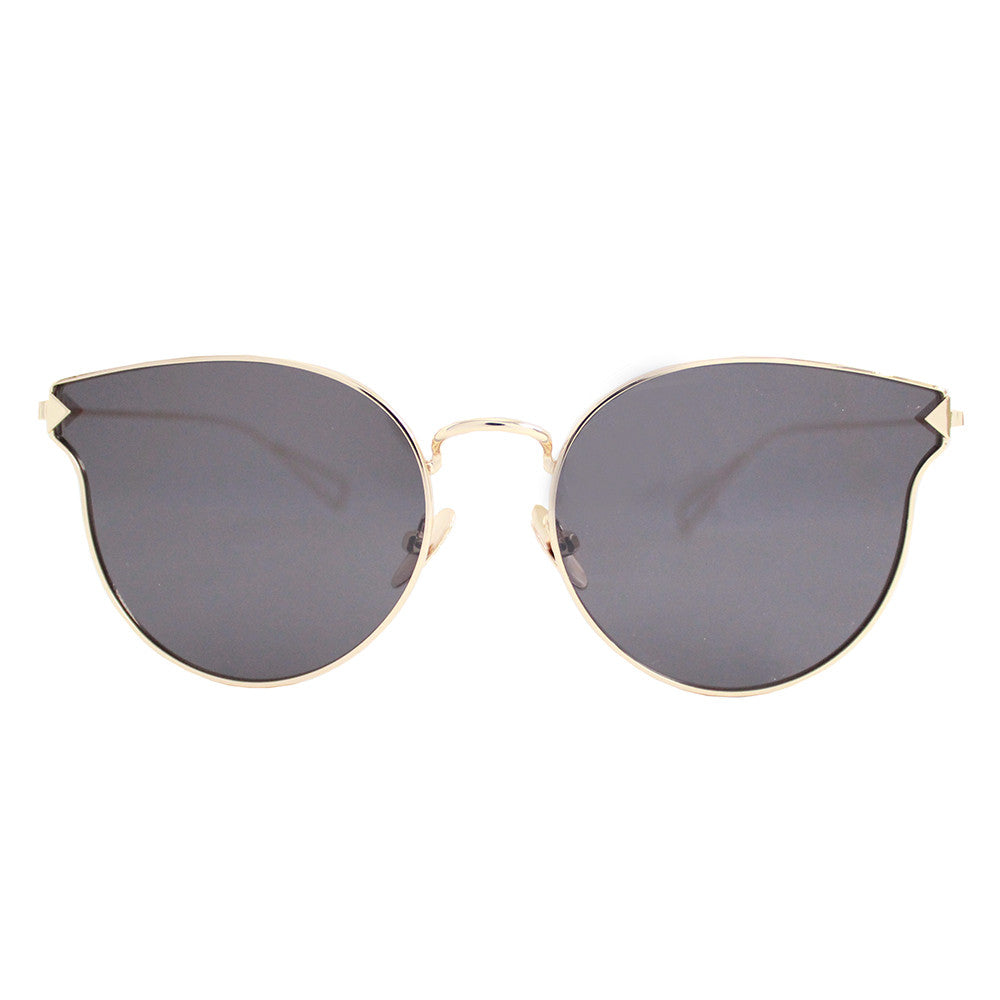 Bonnie Sunglasses Black & gold