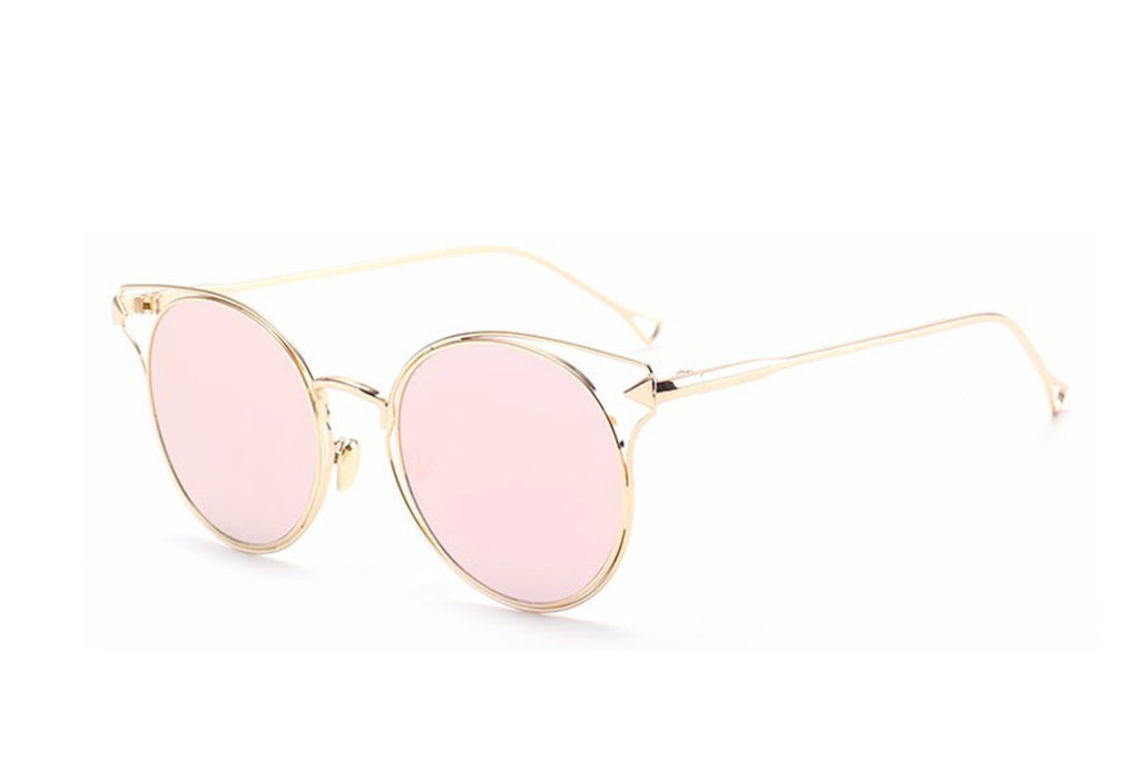 Boston Sunglasses Rose gold - tee & ing. - 2
