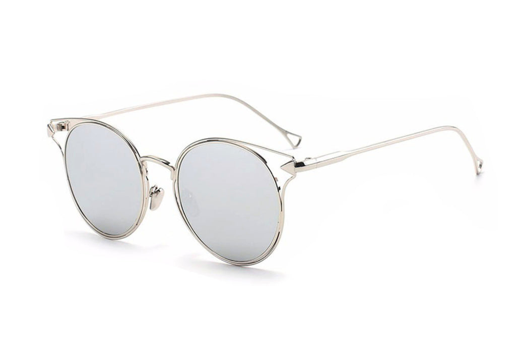 Boston Sunglasses Silver - tee & ing. - 2