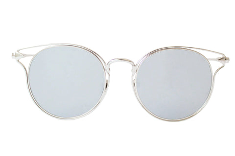 Boston Sunglasses Silver - tee & ing. - 1