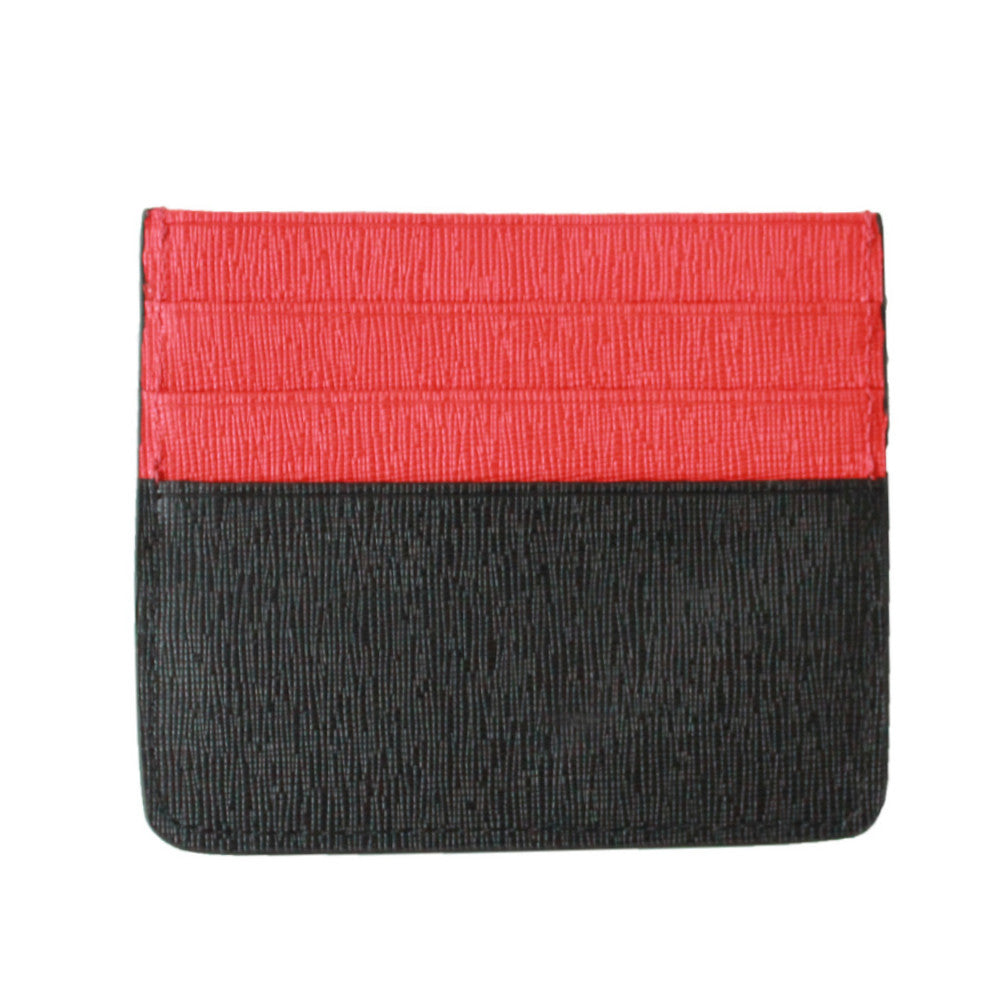 Monster card holder (100% Taiga leather) - tee & ing. - 2