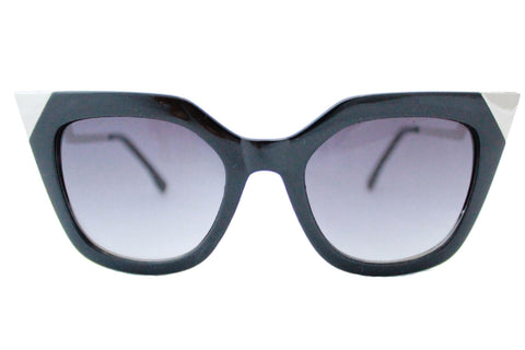 Ava Sunglasses Black -  - 1