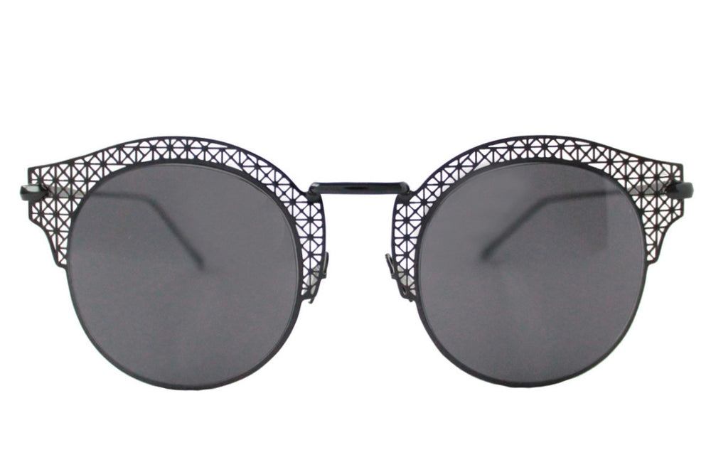 Florence Sunglasses Black