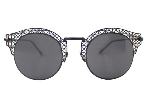 Florence Sunglasses Black - tee & ing.