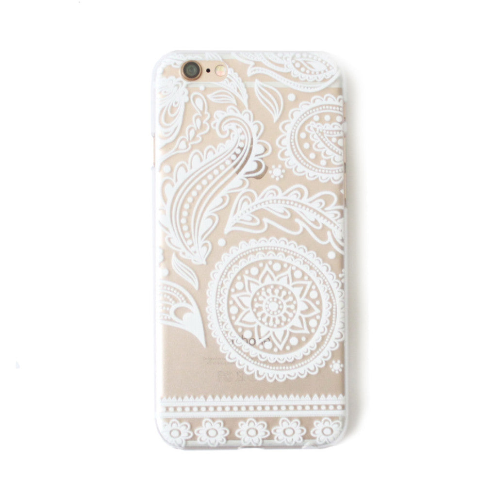 Willow Iphone 6 case pattern 4 - tee & ing.