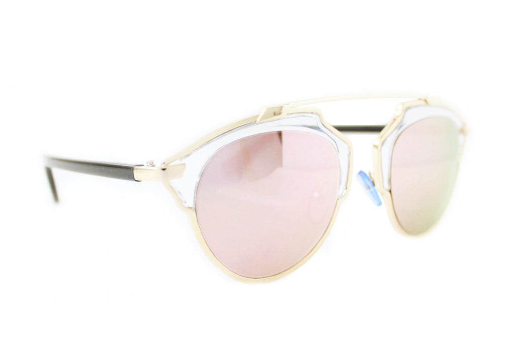 Holly Sunglass Rose Gold - tee & ing. - 2