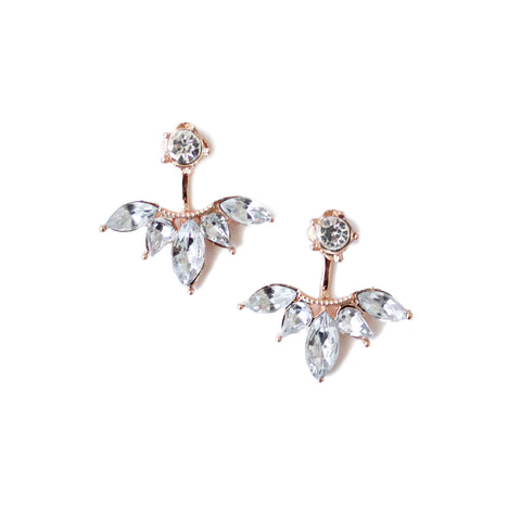Lily earrings - tee & ing. - 1