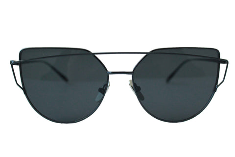 London Sunglasses Black - tee & ing. - 1