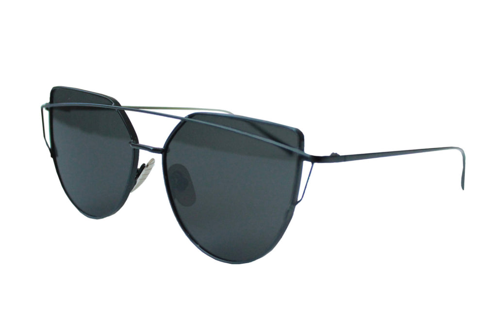London Sunglasses Black - tee & ing. - 2