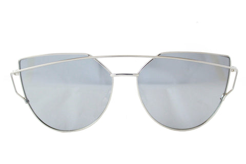 London Sunglasses Silver - tee & ing. - 1