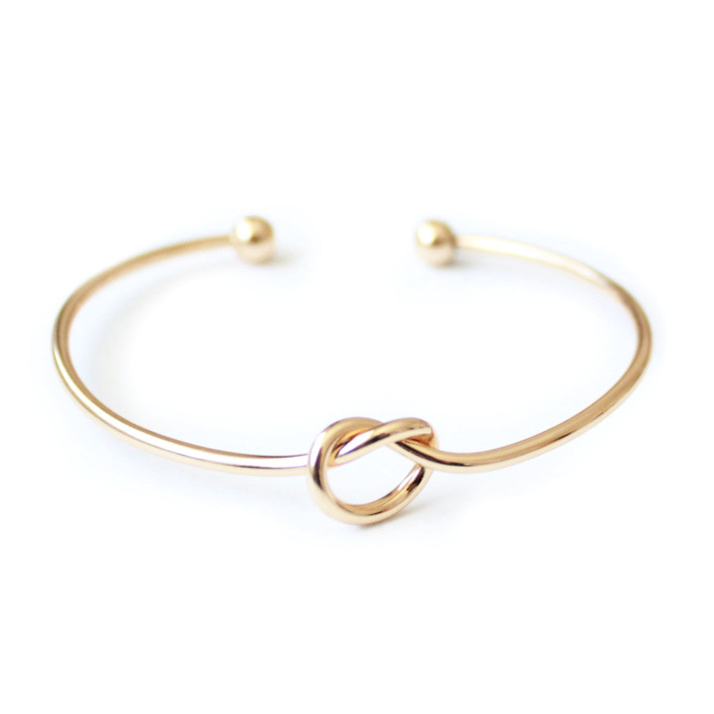 Yuna Bangle Gold - tee & ing.