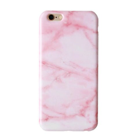 Marble Iphone 6/6s case - Pink - tee & ing.