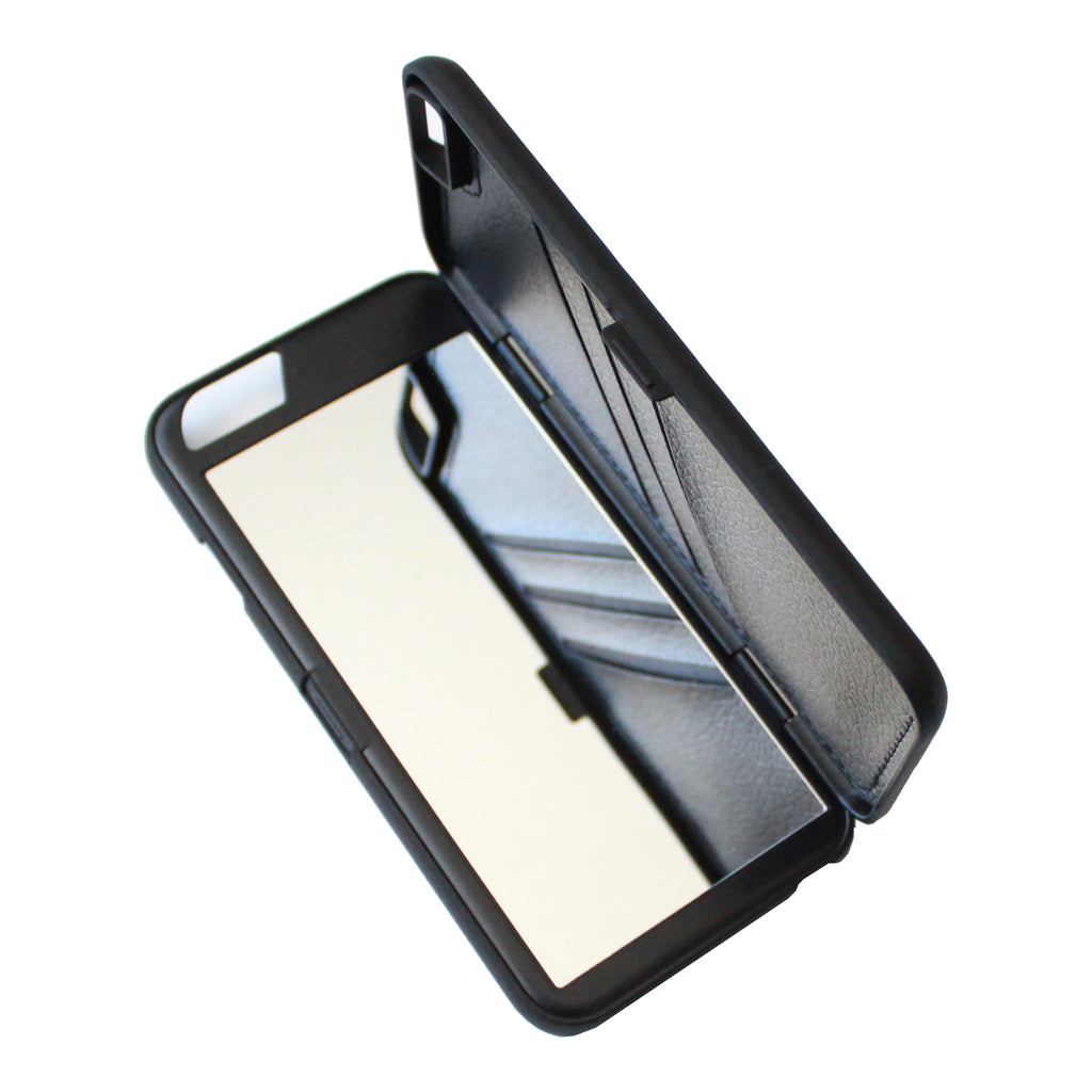 Flip Mirror Phone Case - iPhone 6/6s PLUS