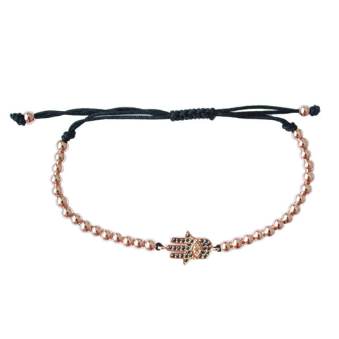 Blessing bracelet rose gold - tee & ing. - 1