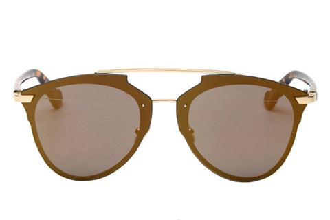 St Tropez Sunglasses Gold
