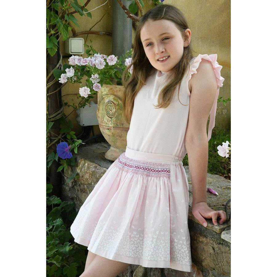 Anna Skirt Pink - Cute Couture