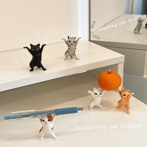 Cat Hand-made Model Toy
