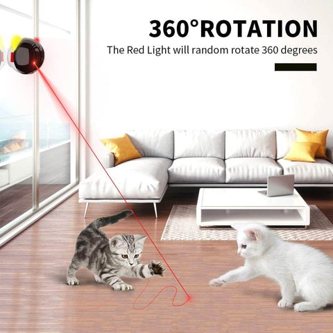 Cat Toy Automatic