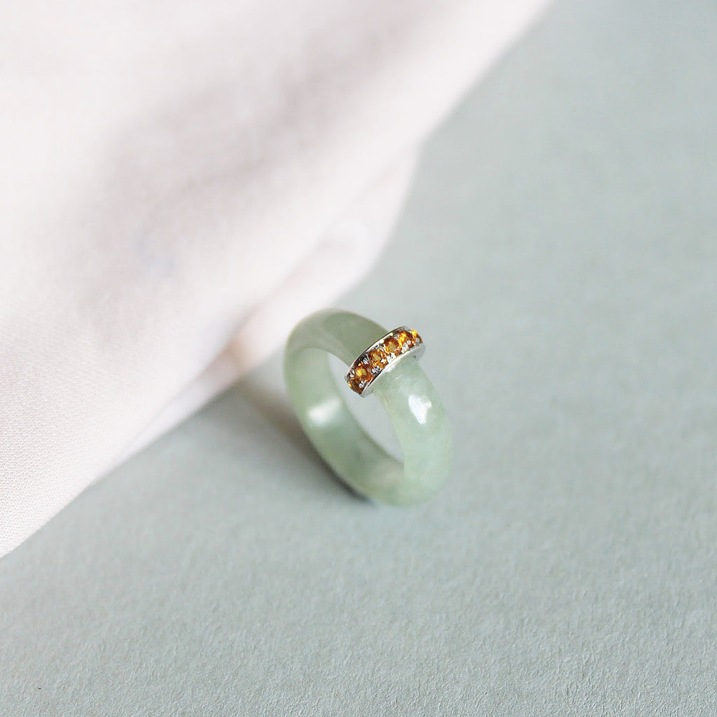 [Made-to-Order] Purity Ring - Multi-Colored Gemstones